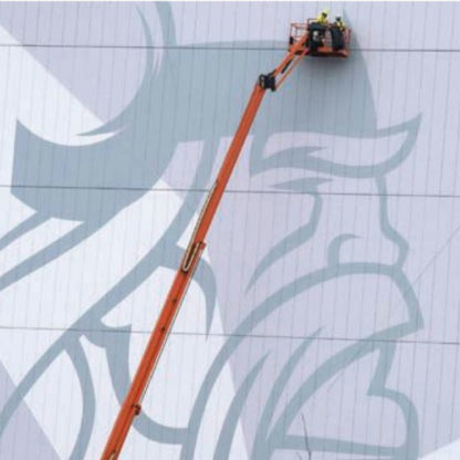 New Vikings Facility Goes Heavy on the Metal